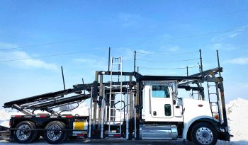 2014 Peterbilt 365 Cottrell CX-11HCSD Car Hauler full
