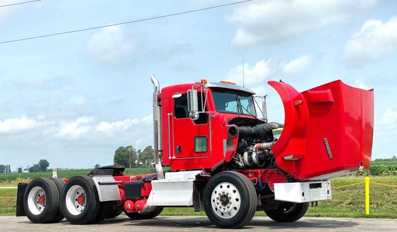 2012 Kenworth T800 full